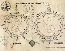 Hologramm Prometheus
