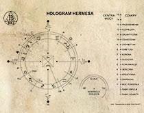 Hermes Hologramm